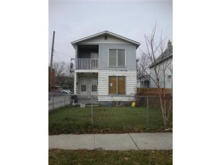 Photo 1: 580 BURNELL Street in WINNIPEG: West End / Wolseley Residential for sale (West Winnipeg)  : MLS®# 1222947