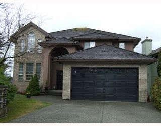 "Photo 1: 1283 DEWAR Way in Port_Coquitlam: Citadel PQ House for sale in ""CITADEL"" (Port Coquitlam)  : MLS®# V756697"