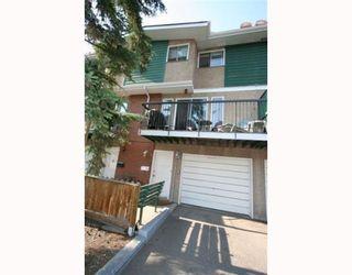 Photo 1: 21 643 4 Avenue NE in CALGARY: Bridgeland Townhouse for sale (Calgary)  : MLS®# C3388435