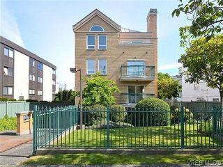 Photo 1: 201 1037 Richardson St in VICTORIA: Vi Fairfield West Condo for sale (Victoria)  : MLS®# 610474
