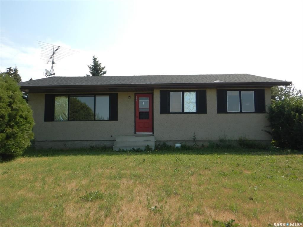 Main Photo: 316 Orton Street in Cut Knife: Residential for sale : MLS®# SK863995