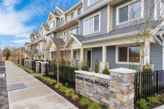 Main Photo: 9 9080 NO. 2 Road in Richmond: Woodwards Townhouse for sale : MLS®# R2537001