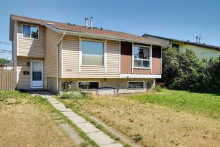 Main Photo: 7638 25 Street SE in Calgary: Ogden Semi Detached for sale : MLS®# A1125051
