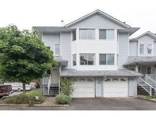 "Photo 1: 27 3087 IMMEL Street in Abbotsford: Central Abbotsford Townhouse for sale in ""Clayburn Estates"" : MLS®# R2065106"