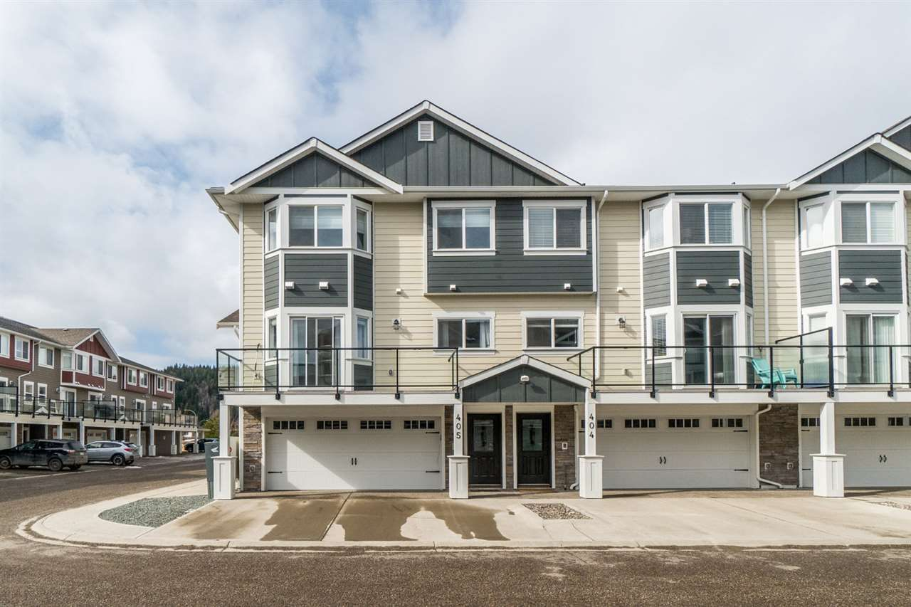 Main Photo: 405 467 S TABOR Boulevard in Prince George: Heritage Townhouse for sale (PG City West (Zone 71))  : MLS®# R2555002