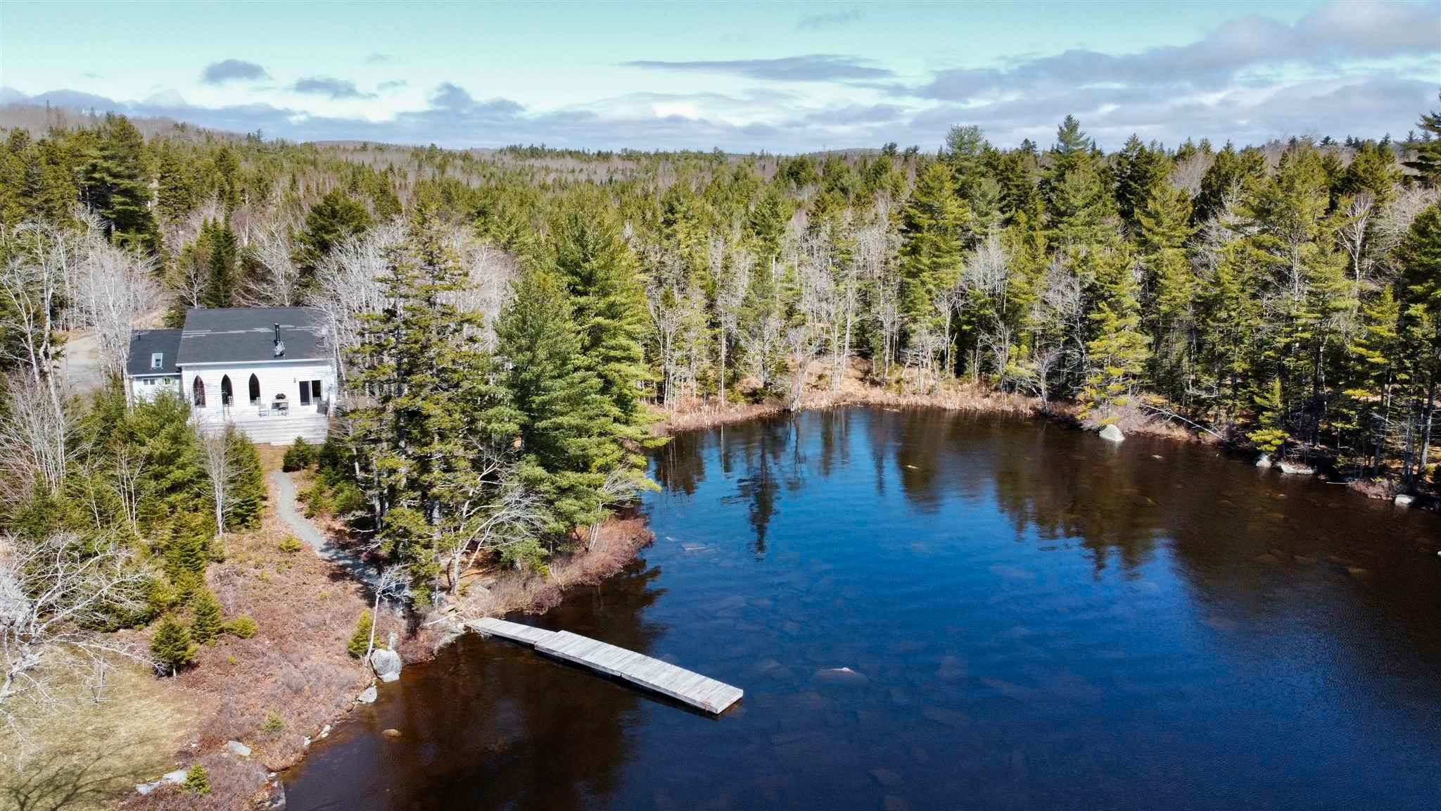 Main Photo: 163 Eagle Rock Drive in Franey Corner: 405-Lunenburg County Residential for sale (South Shore)  : MLS®# 202107613