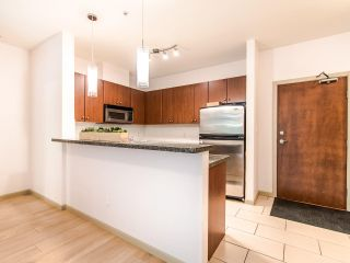 "Photo 5: 307 200 CAPILANO Road in Port Moody: Port Moody Centre Condo for sale in ""SUTERBROOK"" : MLS®# R2415006"