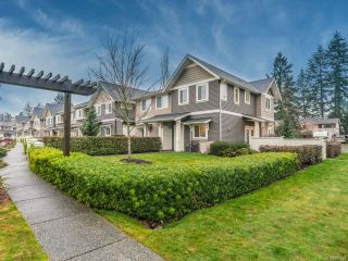 Photo 1: 101 1675 Crescent View Dr in NANAIMO: Na Central Nanaimo Row/Townhouse for sale (Nanaimo)  : MLS®# 831959