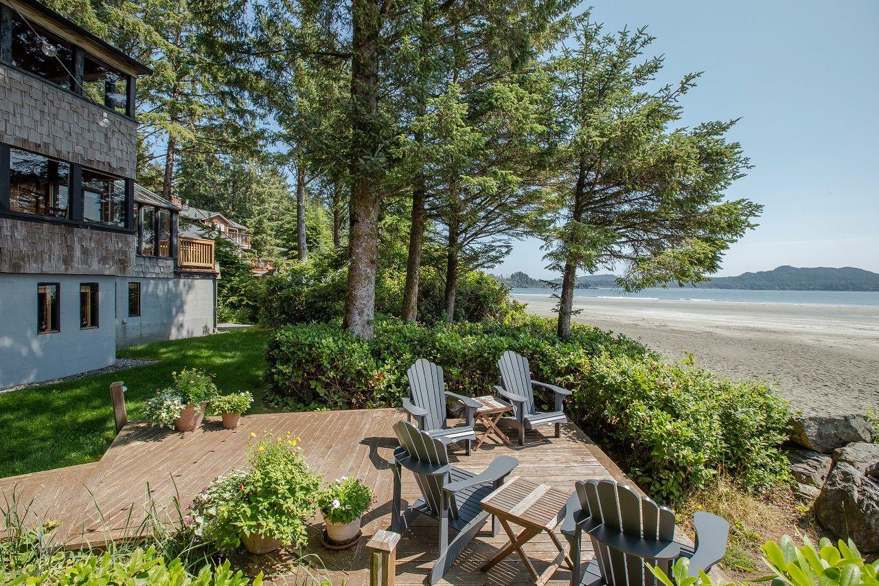 Main Photo: 1327 Chesterman Beach Rd in TOFINO: PA Tofino House for sale (Port Alberni)  : MLS®# 831156