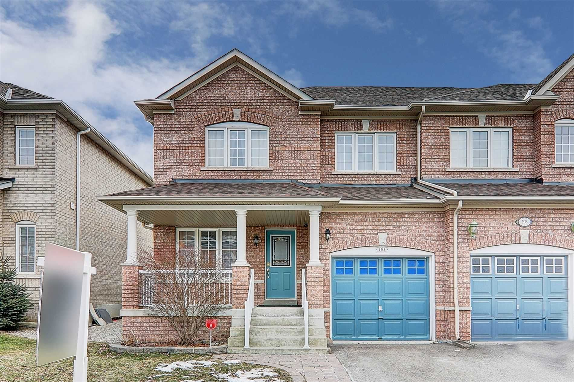Main Photo: 101 Miramar Drive in Markham: Greensborough House (2-Storey) for sale : MLS®# N5093752