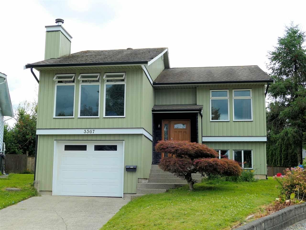 Main Photo: 3367 271B Street in Langley: Aldergrove Langley House for sale : MLS®# R2387797