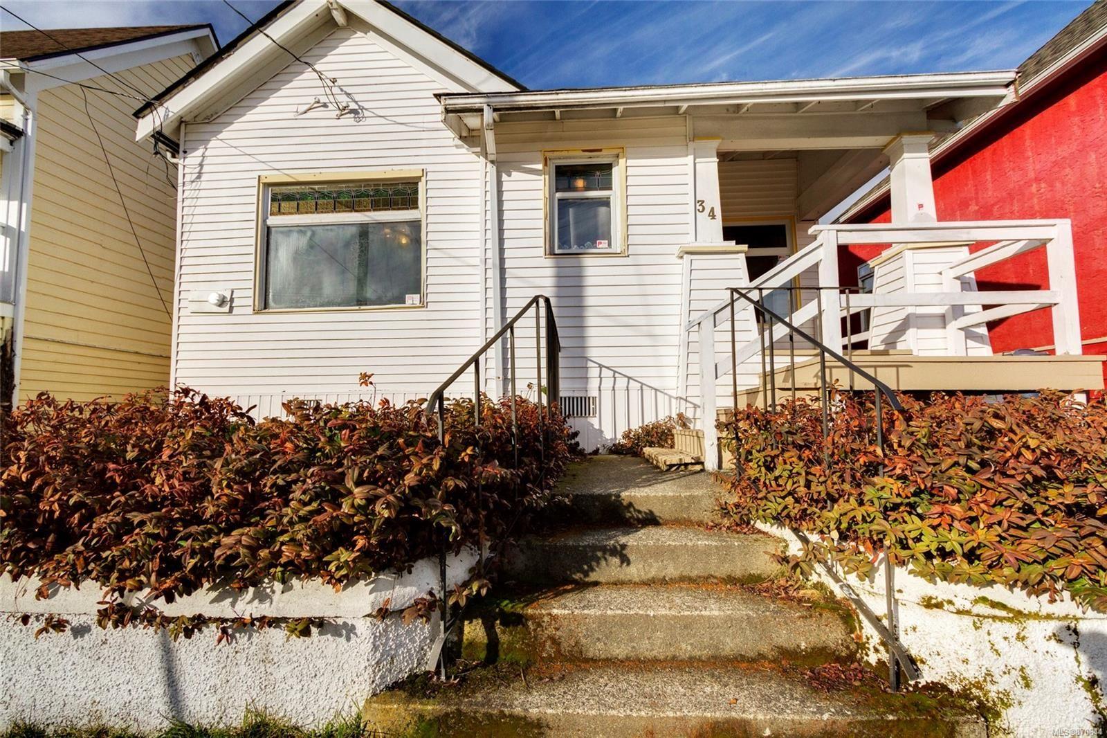 Main Photo: 34 Irwin St in : Na South Nanaimo House for sale (Nanaimo)  : MLS®# 870644