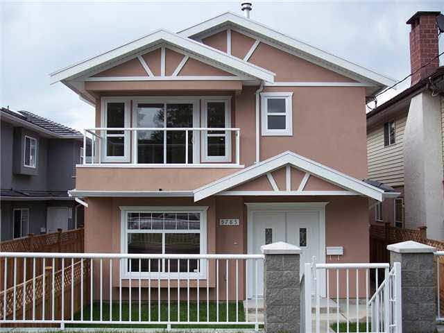 Main Photo: 5785 Woodsworth St, in Burnaby: Central BN Duplex for sale (Burnaby North)  : MLS®# V860637