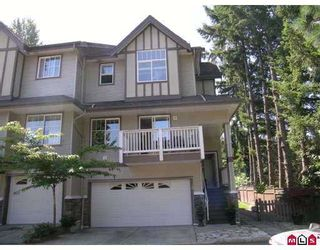 "Photo 1: 60 15133 29A Avenue in Surrey: King George Corridor Townhouse for sale in ""Stonewoods"" (South Surrey White Rock)  : MLS®# F2720698"