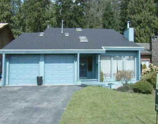 Main Photo: 1271 ORIOLE PL in Port_Coquitlam: Lincoln Park PQ House for sale (Port Coquitlam)  : MLS®# V283085