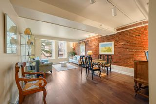 """Photo 3: 201 150 ALEXANDER Street in Vancouver: Downtown VE Condo for sale in """"MISSION HOUSE"""" (Vancouver East)  : MLS®# R2620191"""