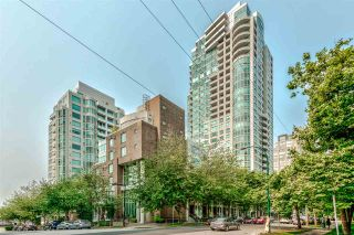 Photo 1: 513 888 BEACH AVENUE in Vancouver: Yaletown Condo for sale (Vancouver West)  : MLS®# R2194661