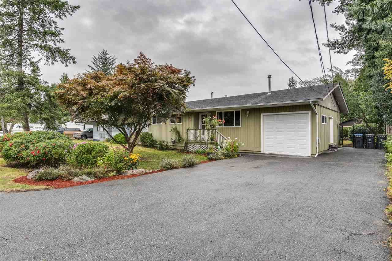 Main Photo: 3816 HAMILTON Street in Port Coquitlam: Lincoln Park PQ House for sale : MLS®# R2489970