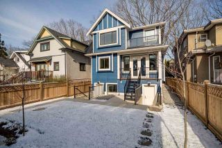 "Photo 16: 2526 ETON Street in Vancouver: Hastings East House for sale in ""HASTINGS-SUNRISE"" (Vancouver East)  : MLS®# R2241295"