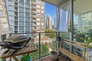 """Photo 18: 708 1495 RICHARDS Street in Vancouver: Yaletown Condo for sale in """"AZURA II"""" (Vancouver West)  : MLS®# R2606162"""