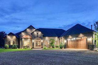 Main Photo: 32027 Bow River Bottom Trail E: Rural Foothills County Detached for sale : MLS®# A1090835
