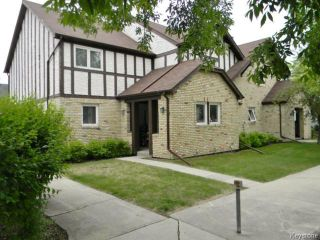 Photo 1: 57 apple Lane in WINNIPEG: Westwood / Crestview Condominium for sale (West Winnipeg)  : MLS®# 1414657