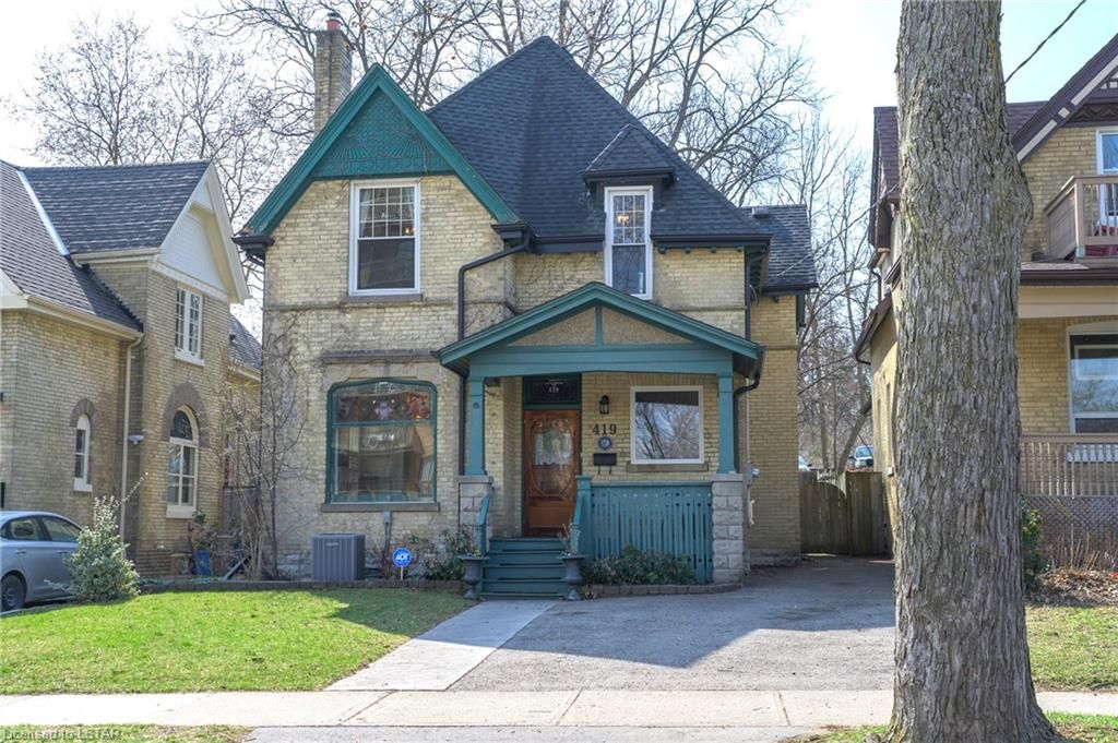 Main Photo: 419 CENTRAL Avenue in London: East F Residential for sale (East)  : MLS®# 40099346