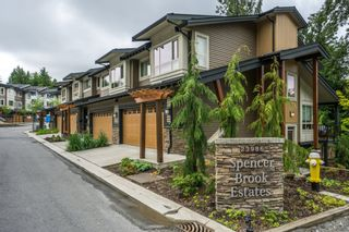 """Photo 4: 7 23986 104 Avenue in Maple Ridge: Albion Townhouse for sale in """"SPENCER BROOK"""" : MLS®# V1066703"""