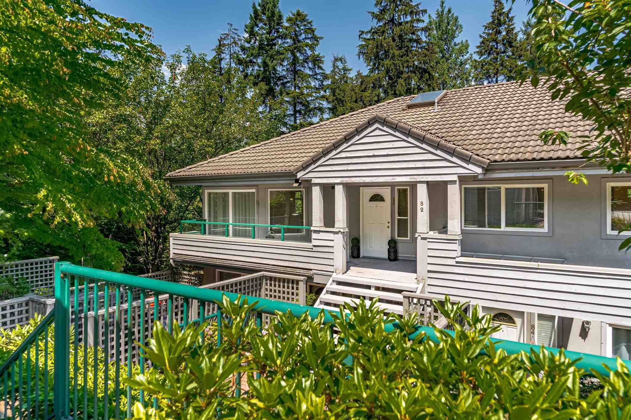 """Main Photo: 82 SHORELINE Circle in Port Moody: College Park PM Townhouse for sale in """"HARBOUR HEIGHTS"""" : MLS®# R2596299"""