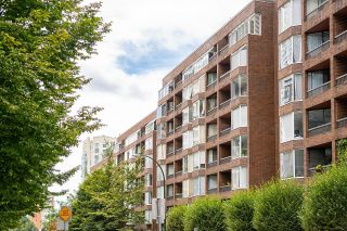 """Photo 1: 721 1333 HORNBY Street in Vancouver: Downtown VW Condo for sale in """"Anchor Point III"""" (Vancouver West)  : MLS®# R2610056"""