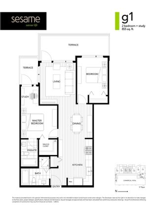 """Photo 40: 105 2888 E 2ND Avenue in Vancouver: Renfrew VE Condo for sale in """"Sesame"""" (Vancouver East)  : MLS®# R2584618"""
