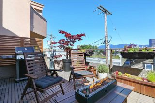 """Photo 10: 1169 W 8TH Avenue in Vancouver: Fairview VW Townhouse for sale in """"Fairview 2"""" (Vancouver West)  : MLS®# R2588619"""