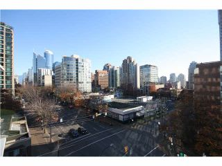 Photo 13: 806 1009 HARWOOD Street in Vancouver: West End VW Condo for sale (Vancouver West)  : MLS®# V1094070