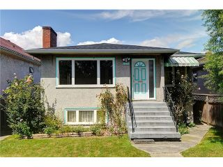 """Photo 1: 2381 E GEORGIA Street in Vancouver: Hastings House for sale in """"GRANDVIEW"""" (Vancouver East)  : MLS®# V1017795"""