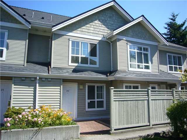 """Main Photo: # 20 6670 RUMBLE ST in Burnaby: South Slope Condo for sale in """"MERIDIAN BY THE PARK"""" (Burnaby South)  : MLS®# V841184"""