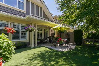 """Photo 33: 122 15500 ROSEMARY HEIGHTS Crescent in Surrey: Morgan Creek Townhouse for sale in """"THE CARRINGTON"""" (South Surrey White Rock)  : MLS®# R2493967"""