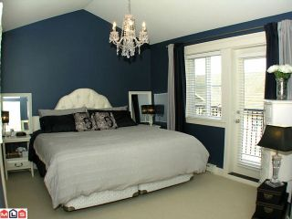 """Photo 7: 13 3268 156A Street in Surrey: Morgan Creek Townhouse for sale in """"GATEWAY"""" (South Surrey White Rock)  : MLS®# F1107957"""