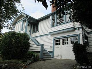 Photo 1: 1232 Rudlin St in VICTORIA: Vi Fernwood House for sale (Victoria)  : MLS®# 712575