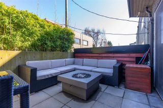 Photo 10: 1470 ARBUTUS STREET in Vancouver: Kitsilano Townhouse for sale (Vancouver West)  : MLS®# R2569704