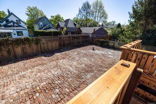 Photo 31: 2581 & 2583 Vancouver St in Victoria: Vi Hillside Full Duplex for sale : MLS®# 886669