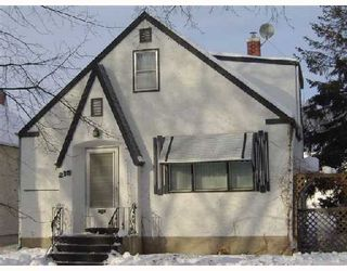 Photo 1: 215 HARVARD Avenue West in WINNIPEG: Transcona Residential for sale (North East Winnipeg)  : MLS®# 2801034