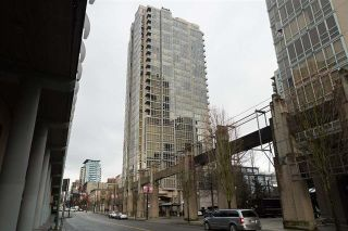 Photo 1: 2001 930 CAMBIE STREET in : Vancouver West Condo for sale : MLS®# R2093045