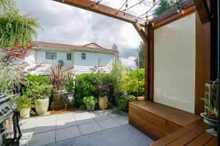 """Photo 28: 4 719 E 31ST Avenue in Vancouver: Fraser VE Townhouse for sale in """"ALDERBURY VILLAGE"""" (Vancouver East)  : MLS®# R2591703"""