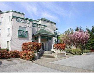 "Photo 1: 111 2429 HAWTHORNE AV in Port Coquiltam: Central Pt Coquitlam Condo for sale in ""EVERGREEN"" (Port Coquitlam)  : MLS®# V588227"