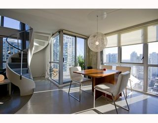 """Photo 3: 1807 1238 RICHARDS Street in Vancouver: Downtown VW Condo for sale in """"METROPOLIS"""" (Vancouver West)  : MLS®# V799758"""
