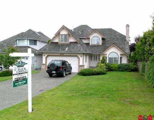Main Photo: 21541 87TH AV in Langley: Walnut Grove House for sale : MLS®# F2515282