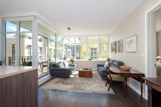 """Photo 8: 410 181 W 1ST Avenue in Vancouver: False Creek Condo for sale in """"The Brook"""" (Vancouver West)  : MLS®# R2614809"""