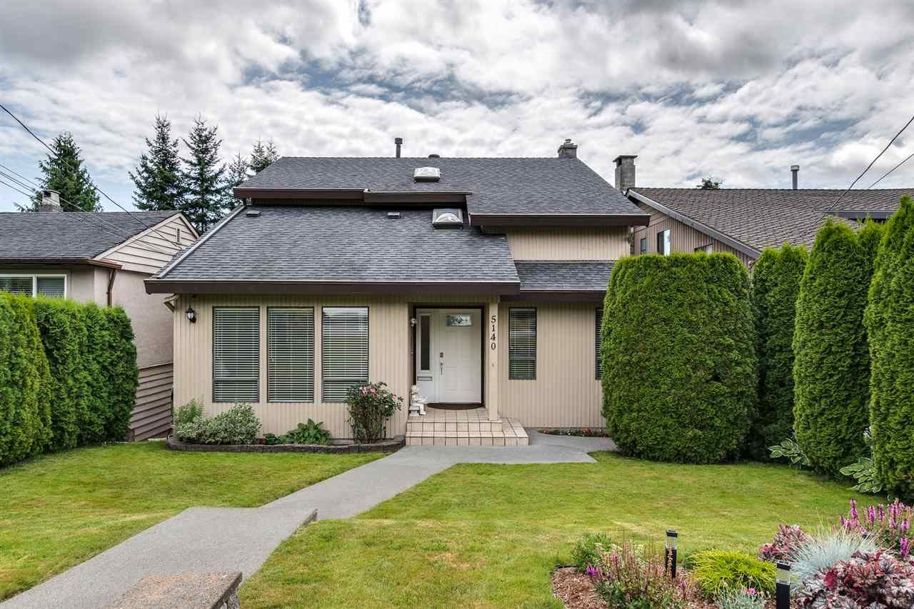 Main Photo: 5140 EWART Street in Burnaby: South Slope House for sale (Burnaby South)  : MLS®# R2479045