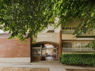 "Photo 1: 102 3626 W 28TH Avenue in Vancouver: Dunbar Condo for sale in ""Castle Gardens"" (Vancouver West)  : MLS®# R2602866"