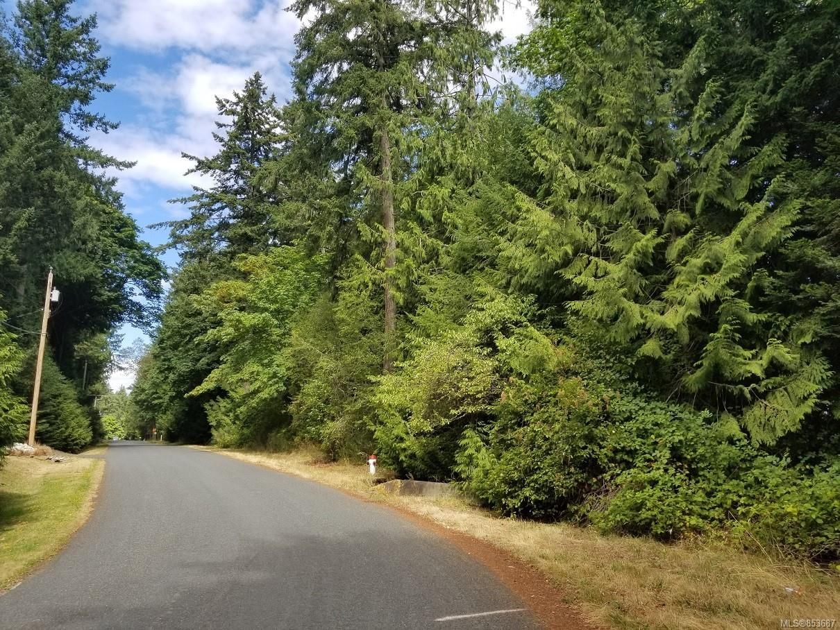 Main Photo: Lot 5 Inverness Rd in North Saanich: NS Ardmore Land for sale : MLS®# 853687